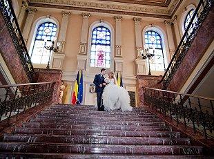Locatii poze ziua nuntii in Arad