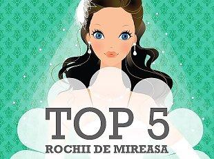 Top 5 saloane rochii mireasa in Arad