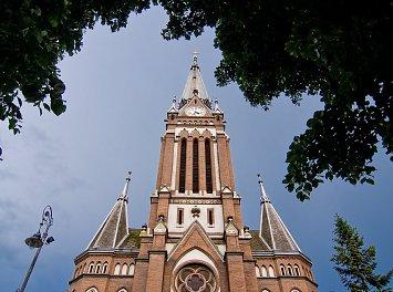 Biserica rosie Nunta Arad