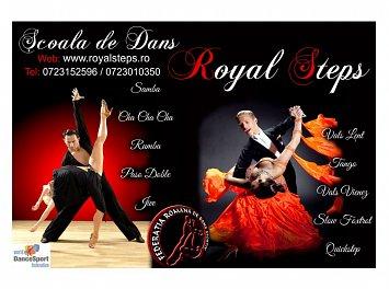 Școala de Dans Royal Steps Nunta Arad