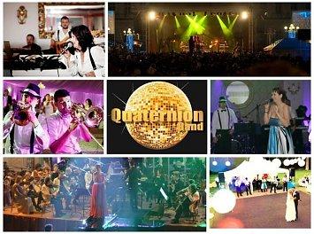 Quaternion Band Nunta Arad