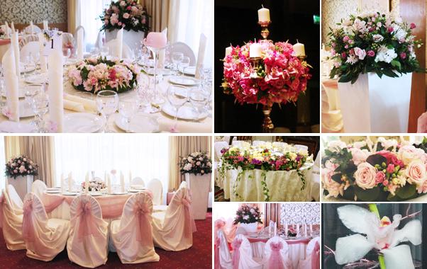 Inspiratie din culorile verii pentru nunta tematica