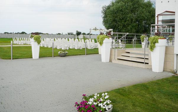 Nunta in aer liber la Pensiunea Leo Arad