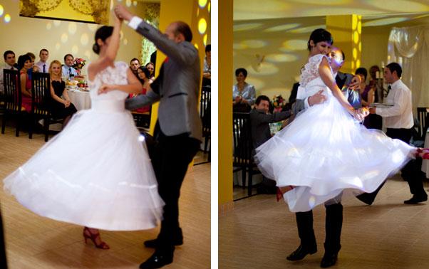 Dans nunta bucuresti Lady Cozac