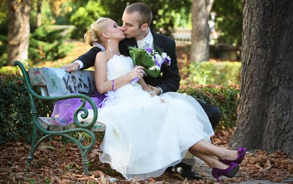 Nunta reala Amelia si Cosmin Arad